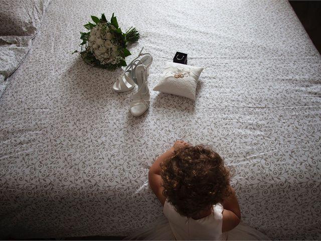 Il matrimonio di Filippo e Veronica a Mombaroccio, Pesaro - Urbino 2
