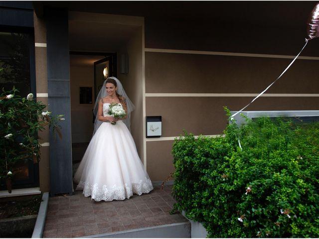 Il matrimonio di Filippo e Veronica a Mombaroccio, Pesaro - Urbino 8