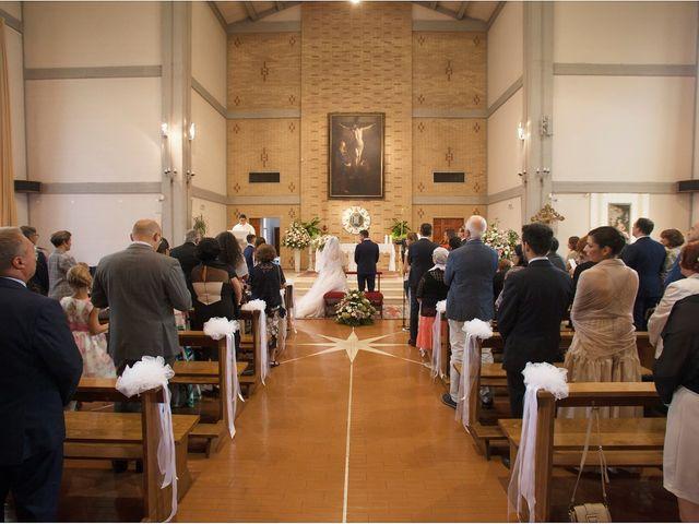 Il matrimonio di Filippo e Veronica a Mombaroccio, Pesaro - Urbino 10