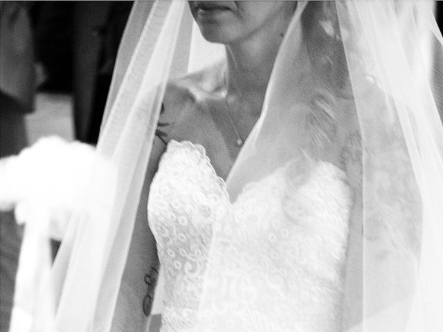 Il matrimonio di Filippo e Veronica a Mombaroccio, Pesaro - Urbino 13