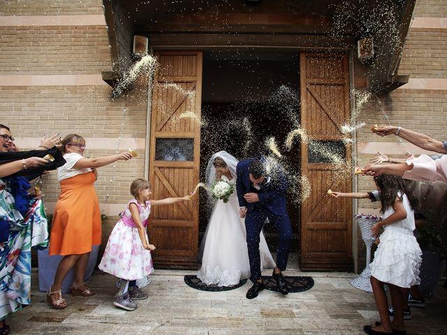Il matrimonio di Filippo e Veronica a Mombaroccio, Pesaro - Urbino 14