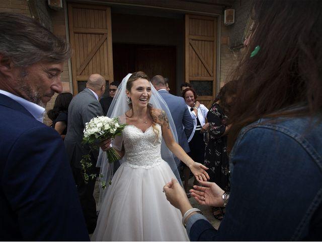 Il matrimonio di Filippo e Veronica a Mombaroccio, Pesaro - Urbino 20