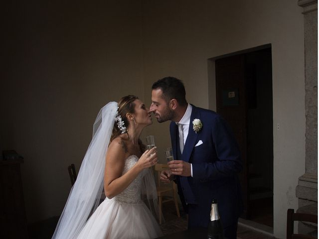 Il matrimonio di Filippo e Veronica a Mombaroccio, Pesaro - Urbino 25