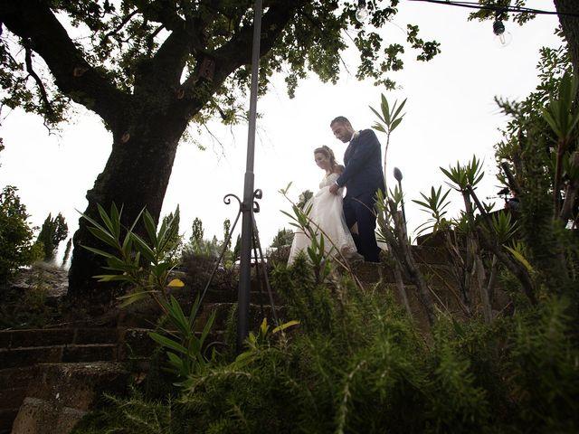 Il matrimonio di Filippo e Veronica a Mombaroccio, Pesaro - Urbino 29