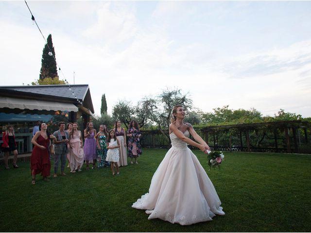 Il matrimonio di Filippo e Veronica a Mombaroccio, Pesaro - Urbino 35