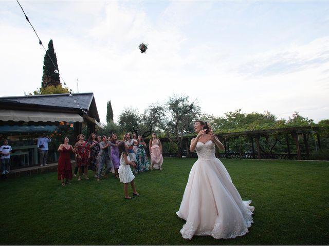 Il matrimonio di Filippo e Veronica a Mombaroccio, Pesaro - Urbino 36