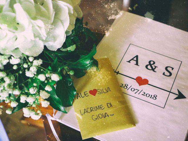 Il matrimonio di Alessandro e Silvia a Turate, Como 10