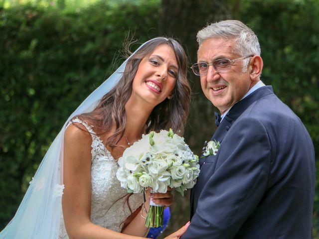 Il matrimonio di Alessandro e Silvia a Turate, Como 9