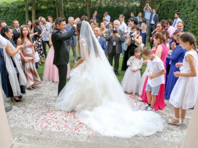 Il matrimonio di Alessandro e Silvia a Turate, Como 8
