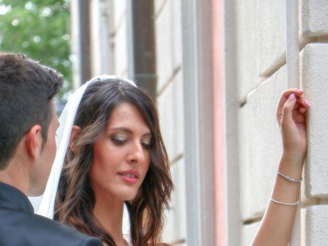 Il matrimonio di Alessandro e Silvia a Turate, Como 7