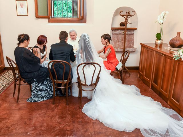 Il matrimonio di Alessandro e Silvia a Turate, Como 5