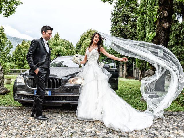 Il matrimonio di Alessandro e Silvia a Turate, Como 1