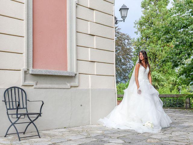 Il matrimonio di Alessandro e Silvia a Turate, Como 13