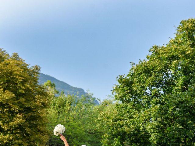 Il matrimonio di Alessandro e Silvia a Turate, Como 12