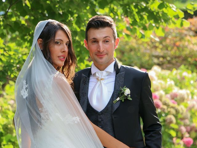 Il matrimonio di Alessandro e Silvia a Turate, Como 17