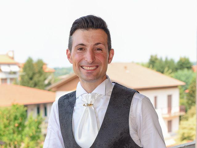 Il matrimonio di Alessandro e Silvia a Turate, Como 20