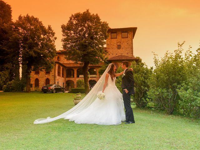 Il matrimonio di Alessandro e Silvia a Turate, Como 25