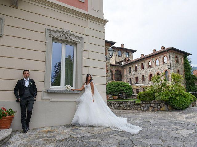 Il matrimonio di Alessandro e Silvia a Turate, Como 26