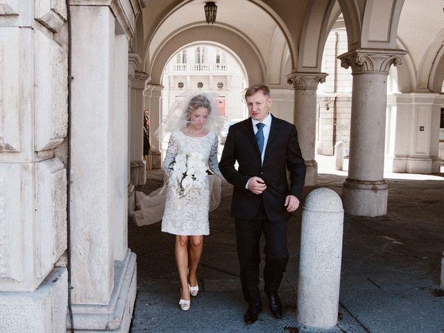 Il matrimonio di Angelo e Elena a Duino-Aurisina, Trieste 12