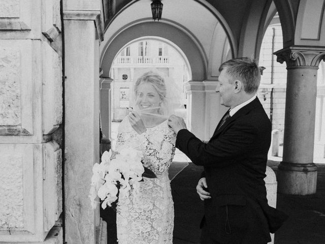 Il matrimonio di Angelo e Elena a Duino-Aurisina, Trieste 11