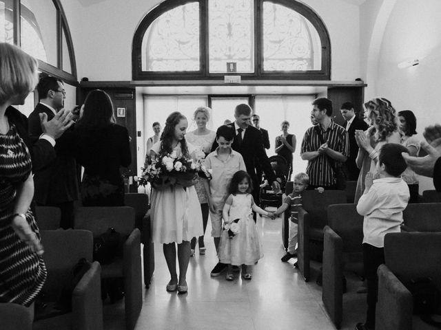Il matrimonio di Angelo e Elena a Duino-Aurisina, Trieste 10