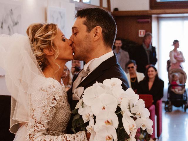 Il matrimonio di Angelo e Elena a Duino-Aurisina, Trieste 9