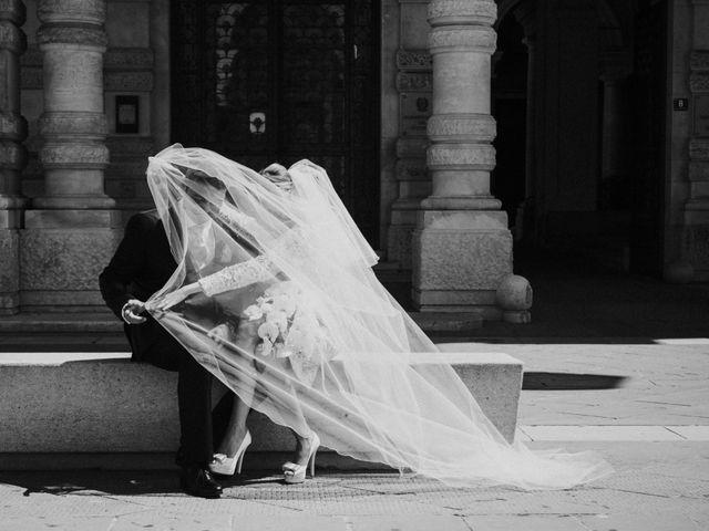 Il matrimonio di Angelo e Elena a Duino-Aurisina, Trieste 2