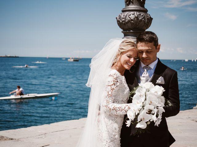 Il matrimonio di Angelo e Elena a Duino-Aurisina, Trieste 14