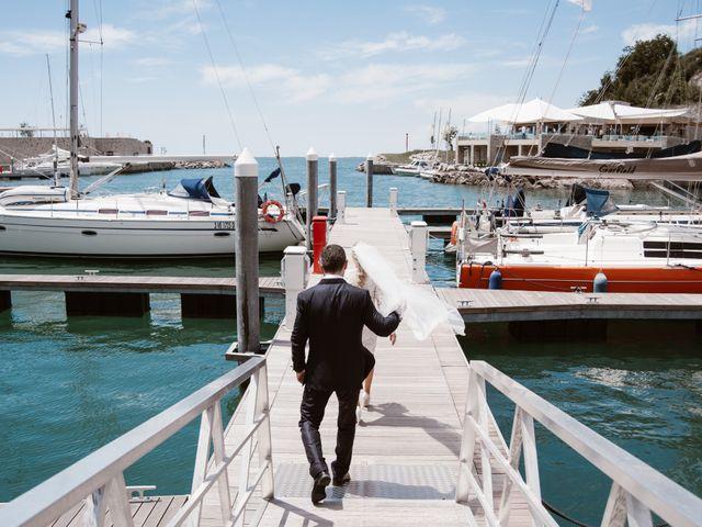 Il matrimonio di Angelo e Elena a Duino-Aurisina, Trieste 28