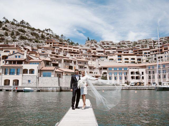 Il matrimonio di Angelo e Elena a Duino-Aurisina, Trieste 27