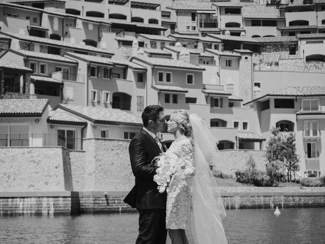 Il matrimonio di Angelo e Elena a Duino-Aurisina, Trieste 26