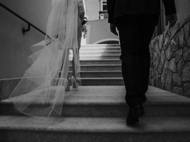 Il matrimonio di Angelo e Elena a Duino-Aurisina, Trieste 25