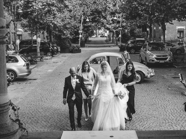 Il matrimonio di Dario e Licia a San Sebastiano da Po, Torino 17