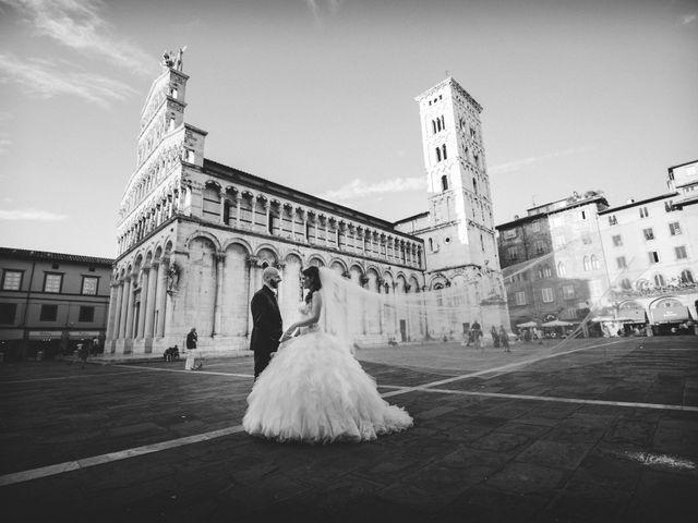 Il matrimonio di Lorenzo e Elisa a Massa, Massa Carrara 22