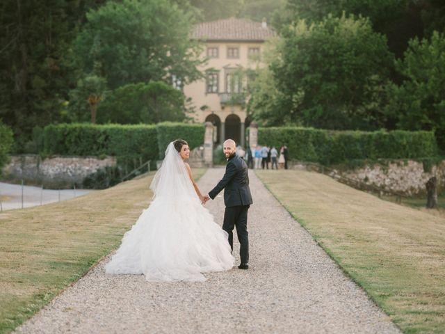 Il matrimonio di Lorenzo e Elisa a Massa, Massa Carrara 26
