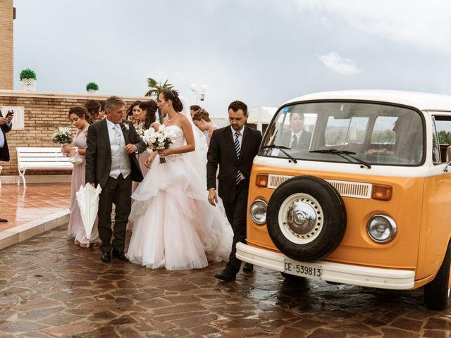 Il matrimonio di Guendalina e Giacomo a Lesina, Foggia 9