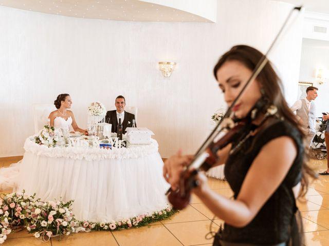Il matrimonio di Guendalina e Giacomo a Lesina, Foggia 14