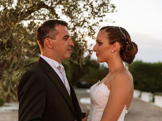 Il matrimonio di Guendalina e Giacomo a Lesina, Foggia 19