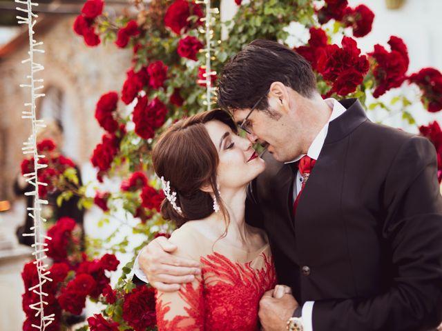 Le nozze di Raffaella e Calogero