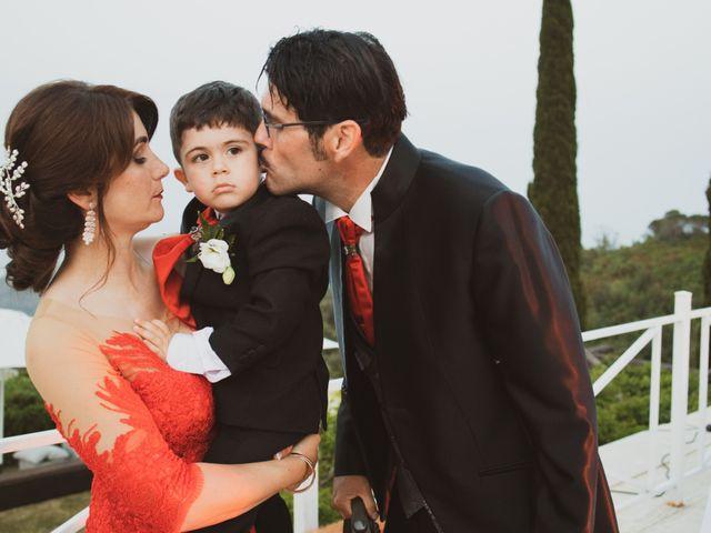 Il matrimonio di Calogero e Raffaella a Grosseto, Grosseto 49