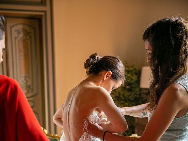 Il matrimonio di Manlio e Laura a Arese, Milano 12