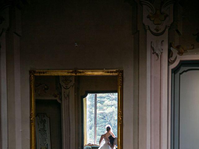Il matrimonio di Manlio e Laura a Arese, Milano 13