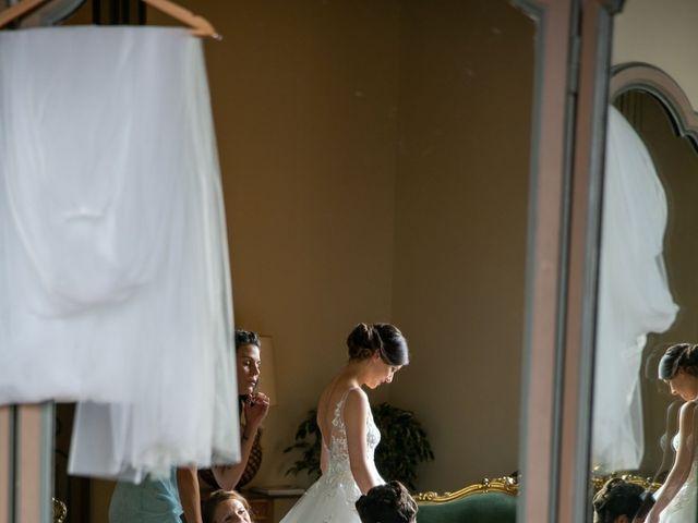 Il matrimonio di Manlio e Laura a Arese, Milano 15