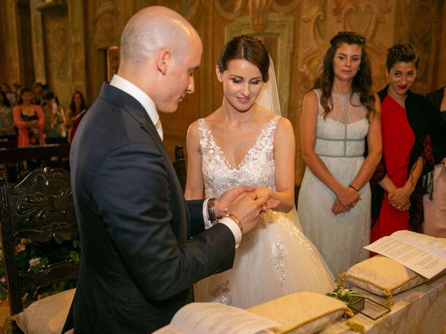 Il matrimonio di Manlio e Laura a Arese, Milano 18