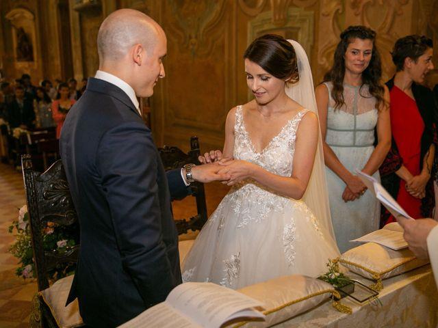 Il matrimonio di Manlio e Laura a Arese, Milano 19