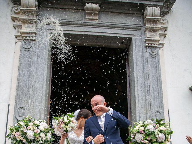 Il matrimonio di Manlio e Laura a Arese, Milano 20