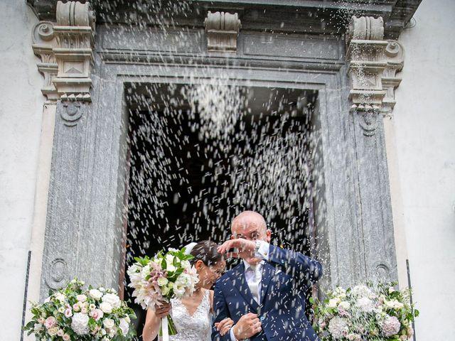 Il matrimonio di Manlio e Laura a Arese, Milano 21