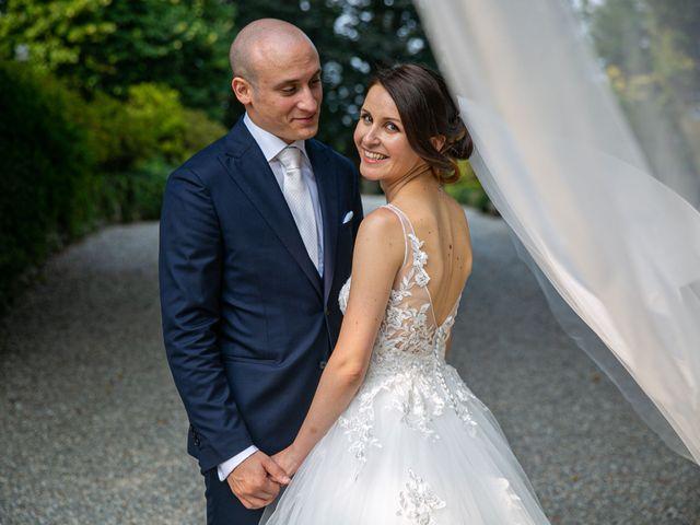Il matrimonio di Manlio e Laura a Arese, Milano 23