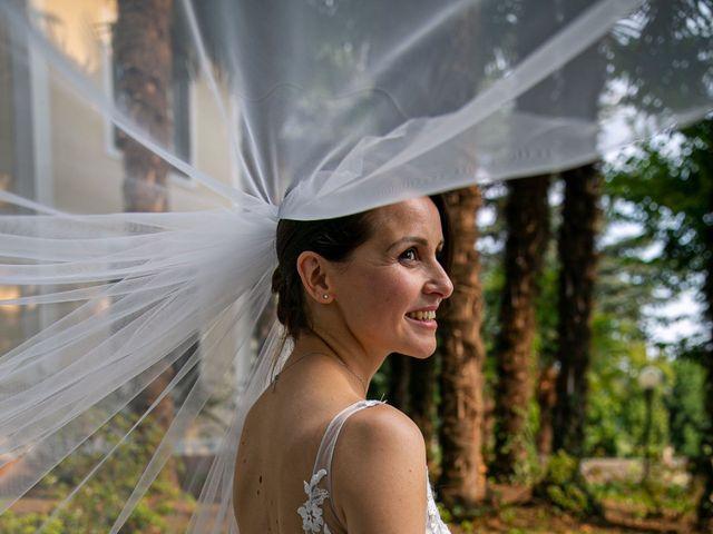 Il matrimonio di Manlio e Laura a Arese, Milano 24