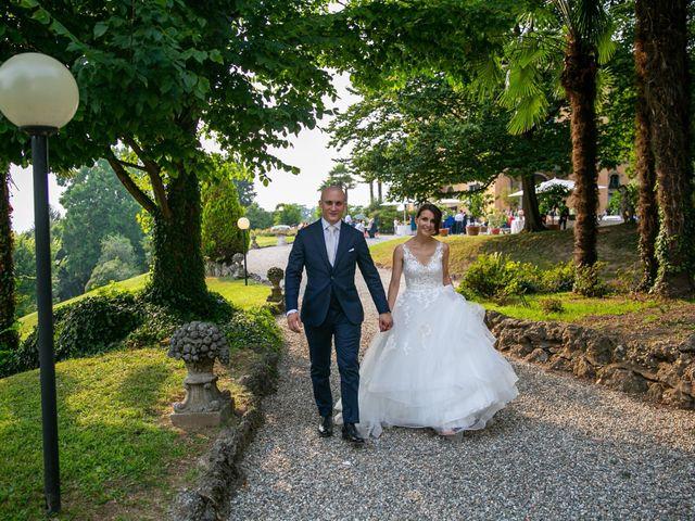 Il matrimonio di Manlio e Laura a Arese, Milano 25